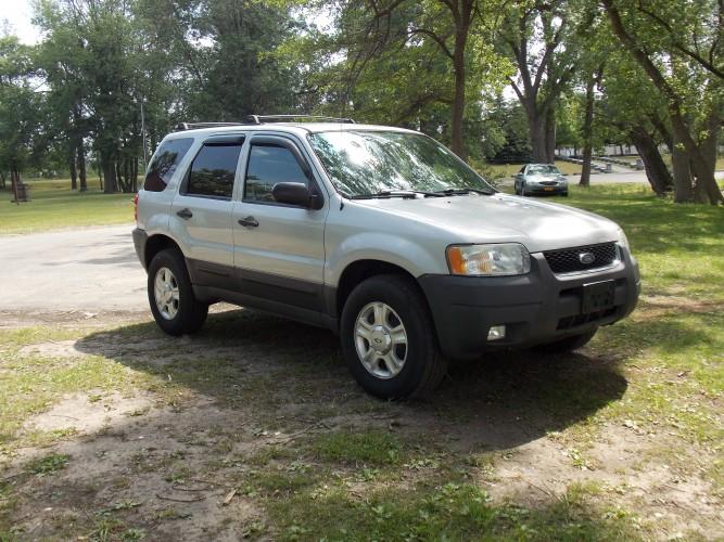 2004 Ford Escape XLT 4WD, Ford, North Tonawanda, New York ...