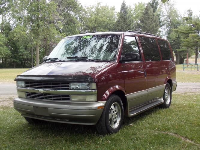 2003 Chevrolet Astro AWD