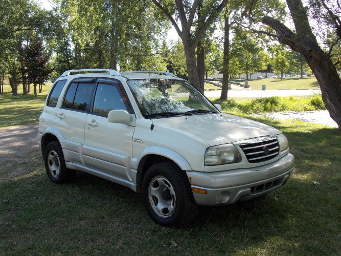 Frontier Auto Sales >> 2004 Suzuki Grand Vitara LX 4WD | North Tonawanda, New York | YOUR CHOICE AUTO SALES