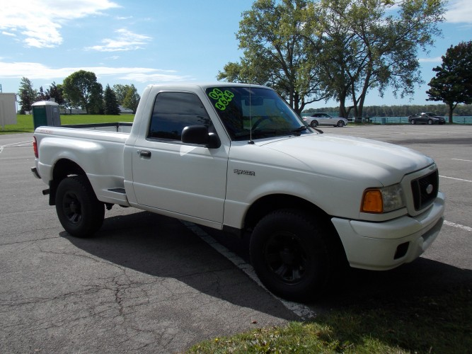 Frontier Auto Sales >> 2004 Ford Ranger XLT Long Bed 2WD   North Tonawanda, New York   YOUR CHOICE AUTO SALES