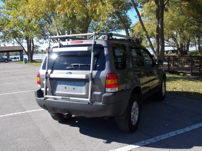 2003 Ford Escape Xlt 4wd North Tonawanda New York
