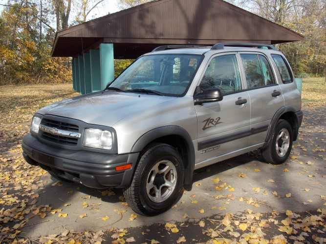 Frontier Auto Sales >> 2003 Chevrolet Tracker ZR2 4-Door 4WD | North Tonawanda, New York | YOUR CHOICE AUTO SALES