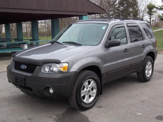 River City Auto Sales >> 2007 Ford Escape XLT 2WD 2.3L   North Tonawanda, New York ...
