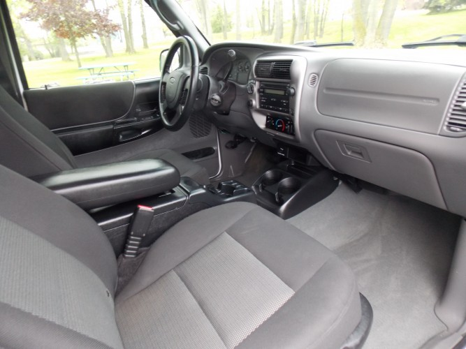 2004 Ford Ranger XLT SuperCab 4 Door 4WD North Tonawanda