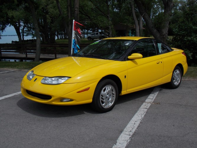 2001 Saturn SC SC2 | North Tonawanda, New York | YOUR ...