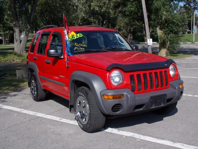 2004 Columbia Edition Jeep