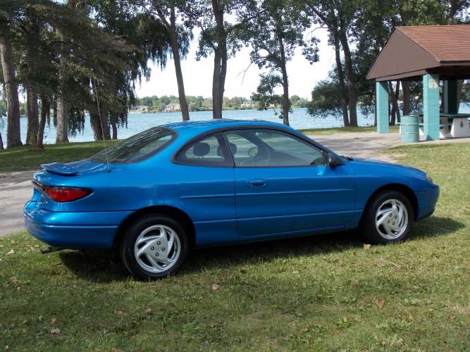 2002 Ford Zx2 Standard North Tonawanda New York Your