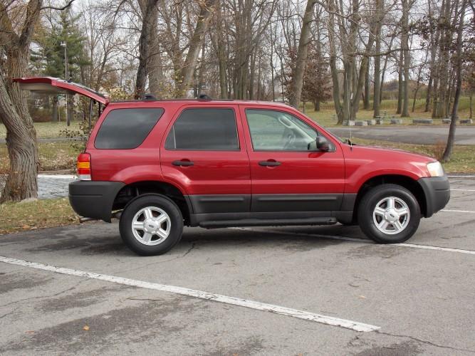 2003 Ford Escape Xlt Popular 2wd North Tonawanda New