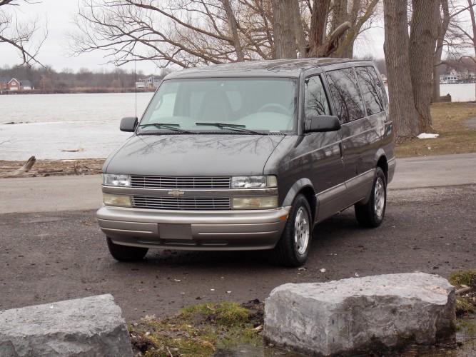 Frontier Auto Sales >> 2005 Chevrolet Astro AWD | North Tonawanda, New York ...