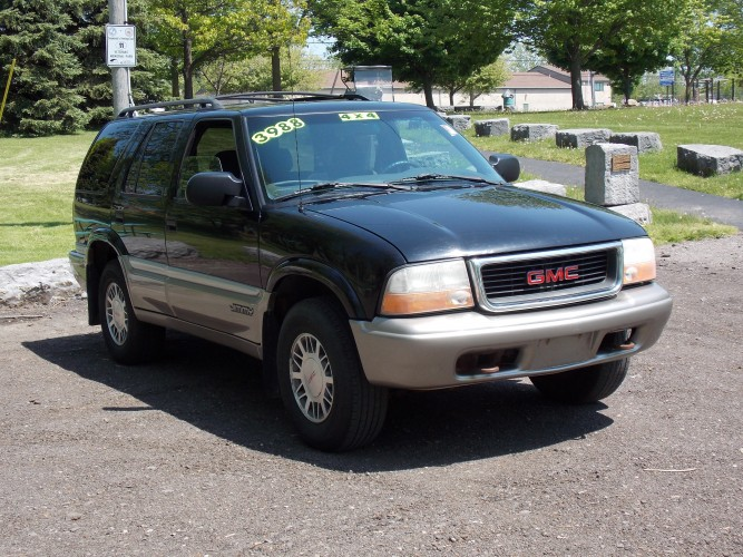 gmc jimmy slt  door wd north tonawanda  york  choice auto sales