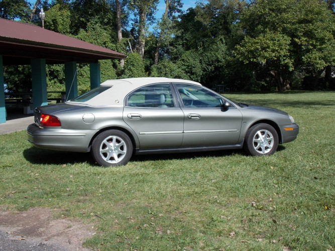 2002 Mercury Sable Ls Premium North Tonawanda New York