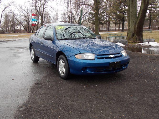 2003 Chevy Cavalier